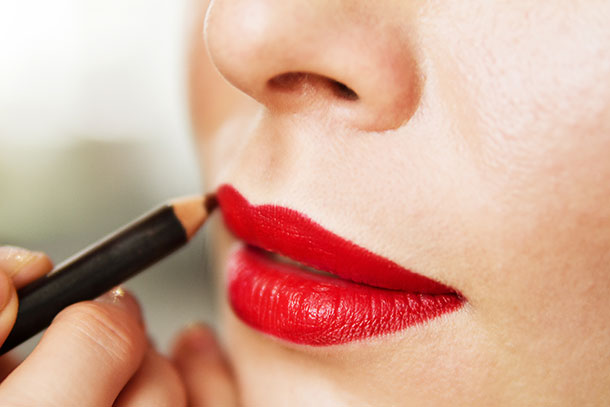 Yay or nay: deze bizarre lipsticktrend is helemaal HOT!