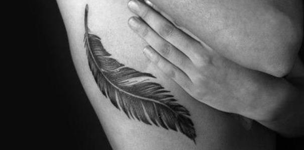 Tattoo Pinspiratie Veren Tatoeages Fashionlab