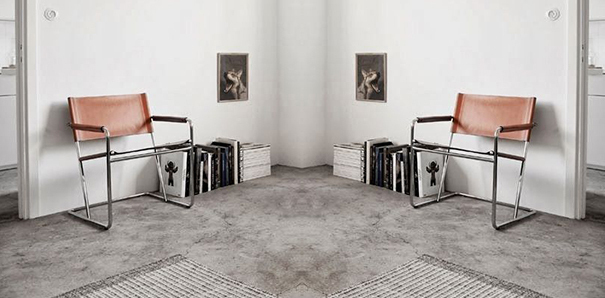 Interieur p inspiratie de klassieke bruine leren stoel for Witte leren stoelen