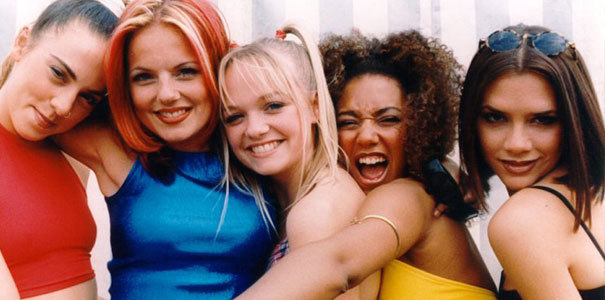 Apologise, Victoria beckham spice girls share your
