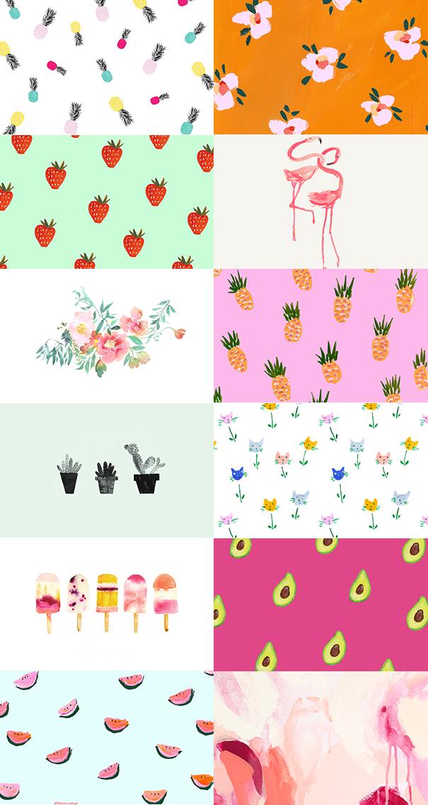 12x de leukste gratis wallpapers voor je laptop fashionlab - Wallpaper voor hoofdeinde ...