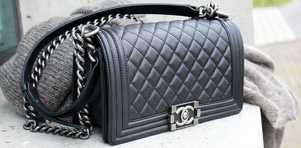 Chanel Giveaway Win De Chanel Boy Bag Fashionlab