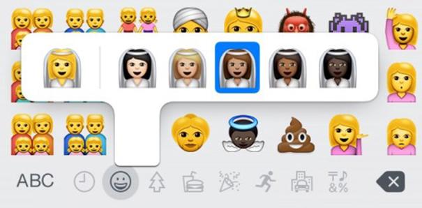 Nieuwe emoji whatsapp iphone