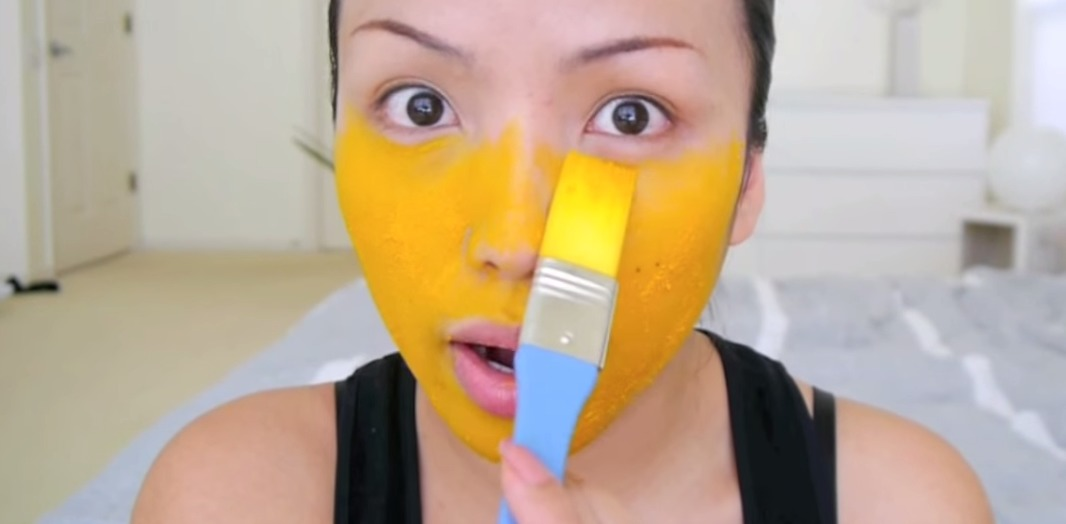 diy gezichtsmasker tegen puistjes