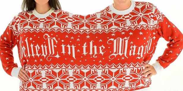 Extreem Foute Kersttrui.Te Cute Foute Kersttrui Voor Jou En Je Bestie Fashionlab